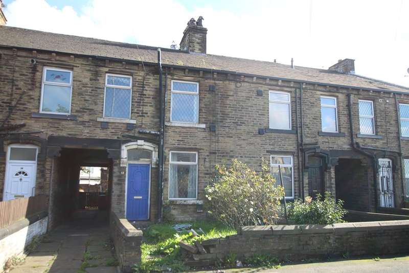 1 Bedroom Terraced House for sale in Rook Lane, Bradford, West Yorkshire, BD4 9NJ