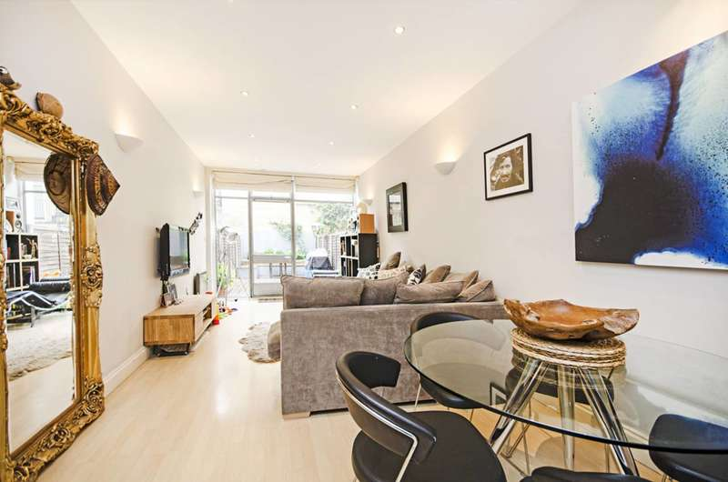 2 Bedrooms Maisonette Flat for sale in Ellingfort Road, Hackney, E8