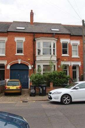2 Bedrooms Flat for sale in Central Avenue, Leicester