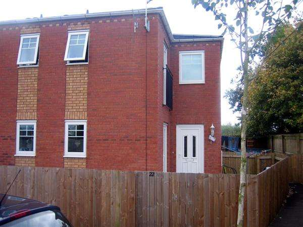 2 Bedrooms Semi Detached House for sale in Clarence St, Upper Gornal, Dudley