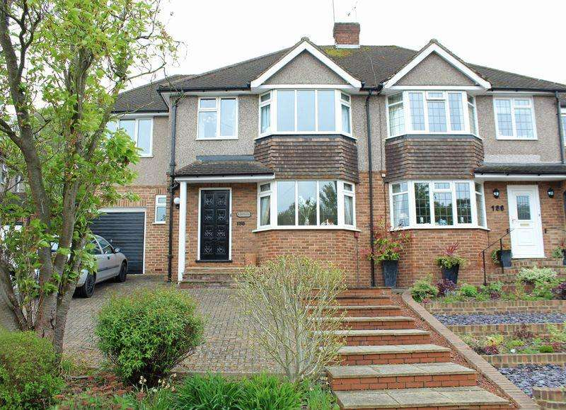 5 Bedrooms Semi Detached House for sale in Croham Valley Road, South Croydon, Surrey