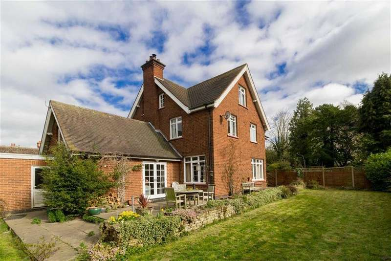 5 Bedrooms Detached House for sale in Beacon Road, Loughborough, LE11