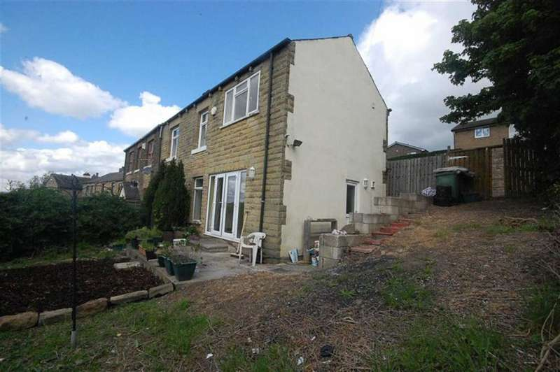 3 Bedrooms Terraced House for sale in Whitley Road, Thornhill, Dewsbury, WF12