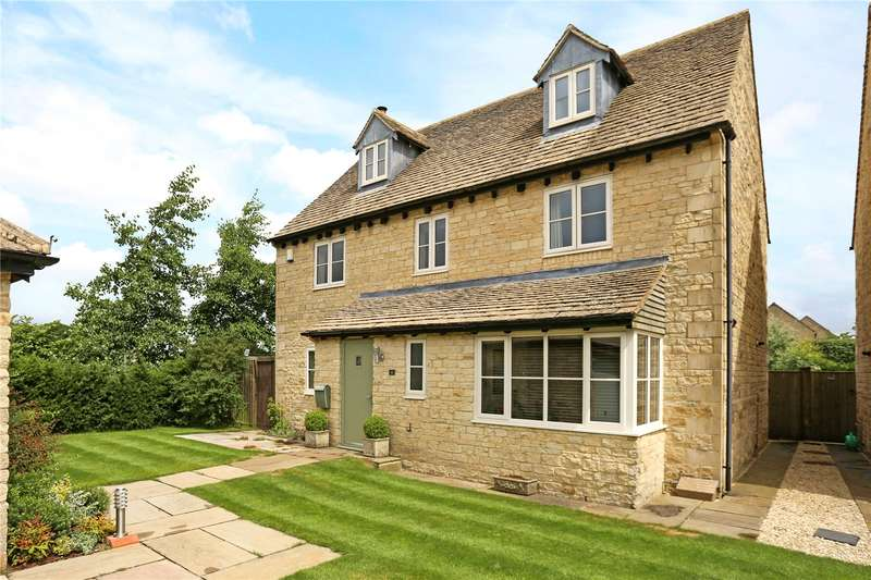 5 Bedrooms Detached House for sale in Little Close, Stroud Road, Bisley, Stroud, GL6