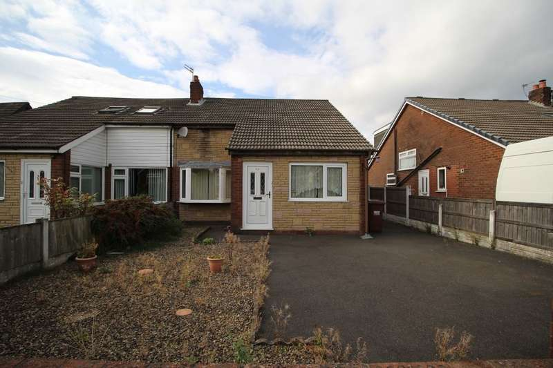 3 Bedrooms Semi Detached Bungalow for sale in St. Davids Road, Leyland, PR25