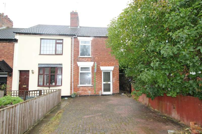 2 Bedrooms Property for sale in Main Street, Thringstone, Coalville, LE67