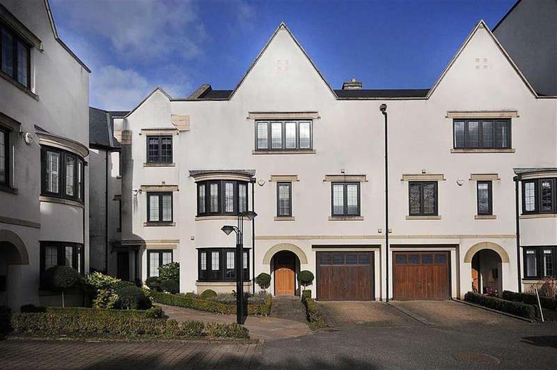 4 Bedrooms Town House for sale in Brook Lane, Alderley Edge