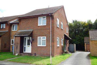 1 Bedroom End Of Terrace House for sale in Canford Heath, Poole, Dorset