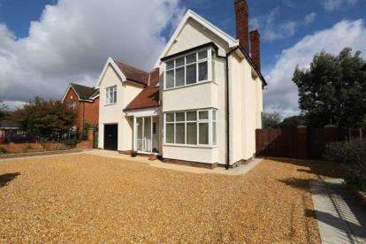 4 Bedrooms Detached House for sale in Church Road, Hale, L24