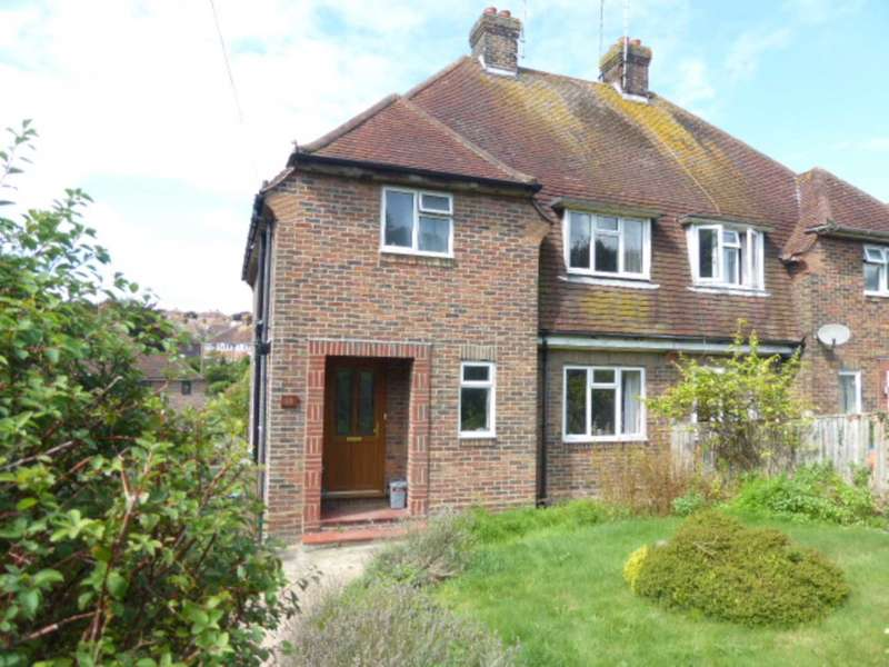 3 Bedrooms Semi Detached House for sale in Nevill Road, Lewes