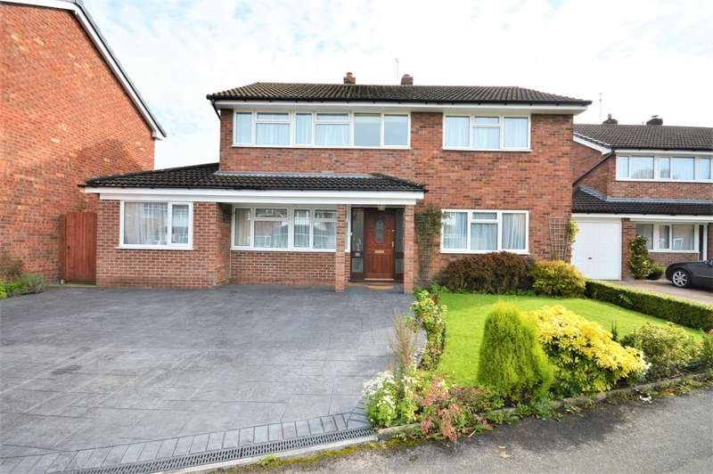 4 Bedrooms Detached House for sale in Lingfield Avenue, Hazel Grove