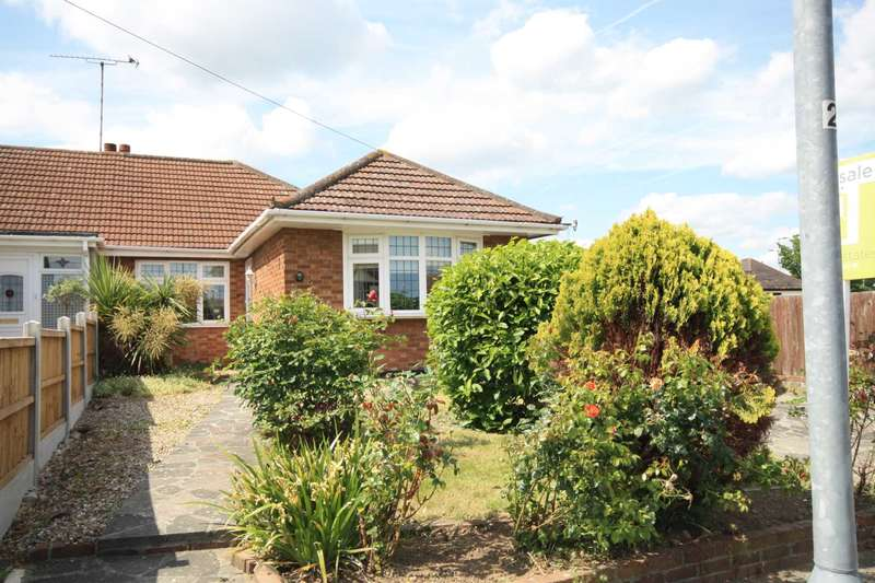 3 Bedrooms Semi Detached Bungalow for sale in Mill Road, Billericay