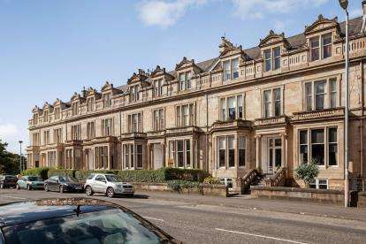 2 Bedrooms Parking Garage / Parking for sale in Hyndland Road, Hyndland