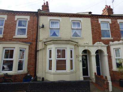 3 Bedrooms Terraced House for sale in Lutterworth Road, Abington, Northampton, Northamptonshire