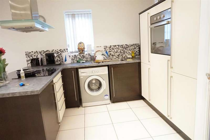 1 Bedroom Apartment Flat for sale in The Courtyard, Beasley Avenue, Chesterton,Newcastle