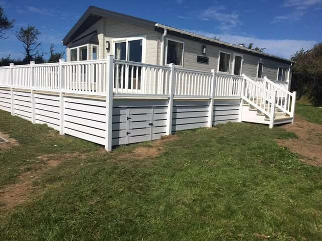 2 Bedrooms Detached House for sale in Bude Holiday Resort, Maer Lane, Bude