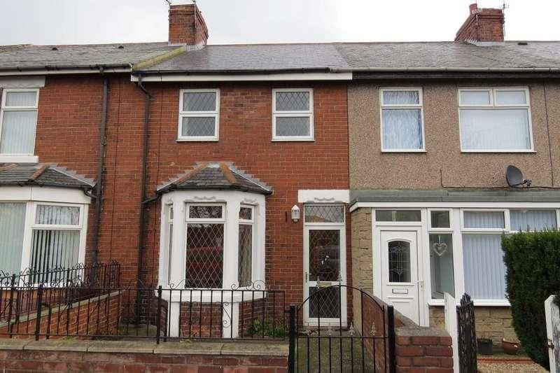 3 Bedrooms Terraced House for sale in Newbiggin Road, Ashington