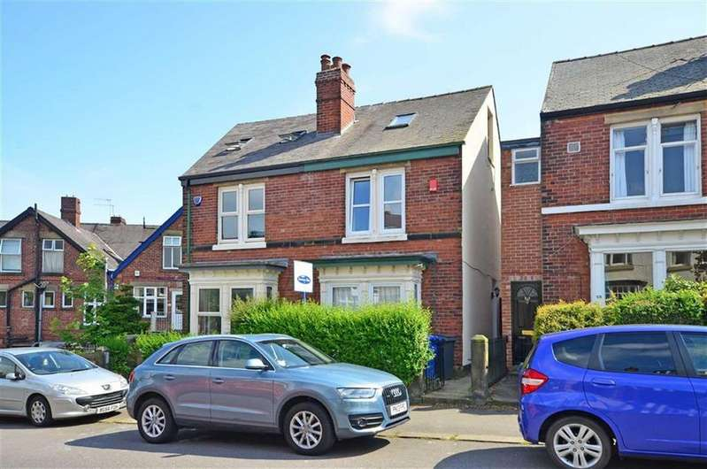 3 Bedrooms Semi Detached House for sale in 21, Tom Lane, Nether Green, Sheffield, S10