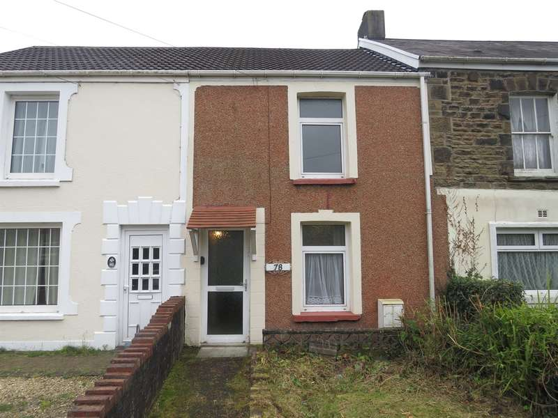 2 Bedrooms Terraced House for sale in Frederick Place, Llansamlet, Swansea