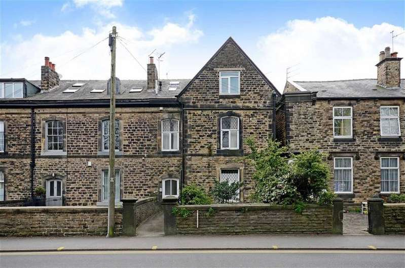 1 Bedroom Flat for sale in Apartment 8, 2nd Floor, Fulwood Road, 305 Fulwood Road, Sheffield, S10
