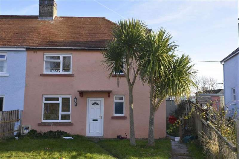 3 Bedrooms House for sale in 25, Holloway Court, Tenby, Pembrokeshire, SA70