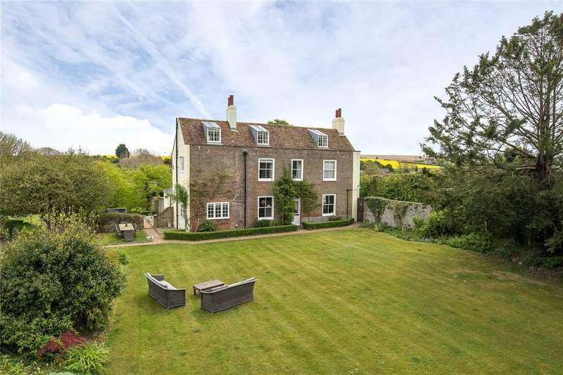 5 Bedrooms Detached House for sale in Church Hill, Sutton, Dover, Kent