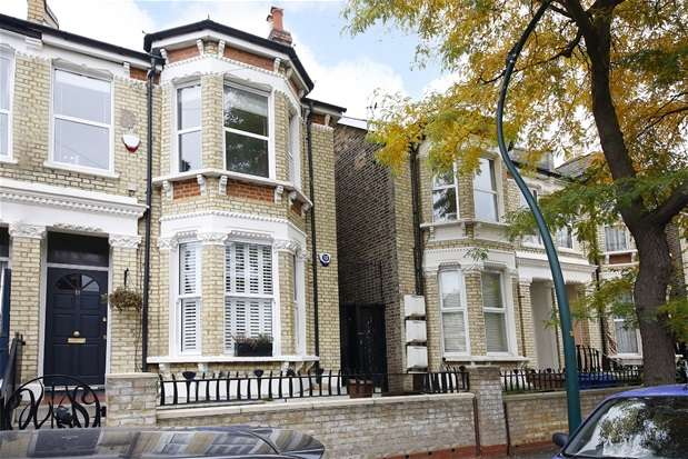 2 Bedrooms Flat for sale in Marsden Road, Peckham Rye