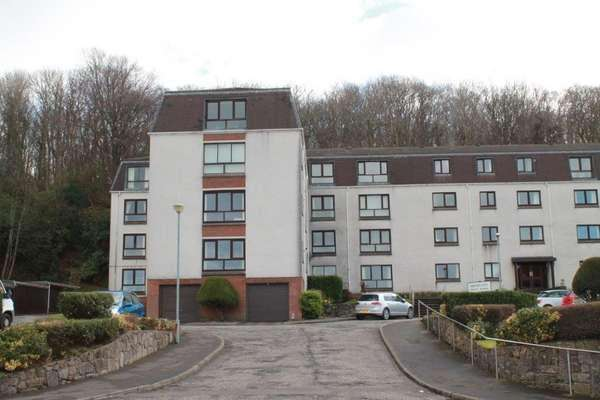2 Bedrooms Flat for sale in Flat 16, Cameron Court Cloch Road, Gourock, Gourock, PA19 1AP