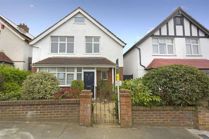 1 Bedroom Flat for sale in Mansfield Road, Hove