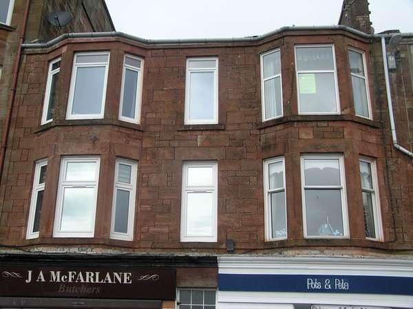 1 Bedroom Flat for sale in 26 Guildford Street, Town Centre, MILLPORT, KA28 0AB