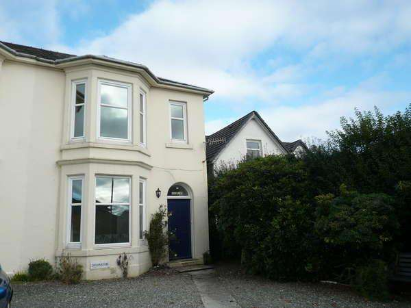 3 Bedrooms Semi-detached Villa House for sale in Drumkeen, 25 Argyll Road, Dunoon, PA23 8EL