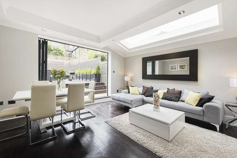 2 Bedrooms Flat for sale in Chelverton Road, SW15