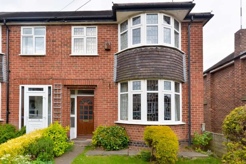 3 Bedrooms End Of Terrace House for sale in Anchorway Road, Coventry, West Midlands, CV3