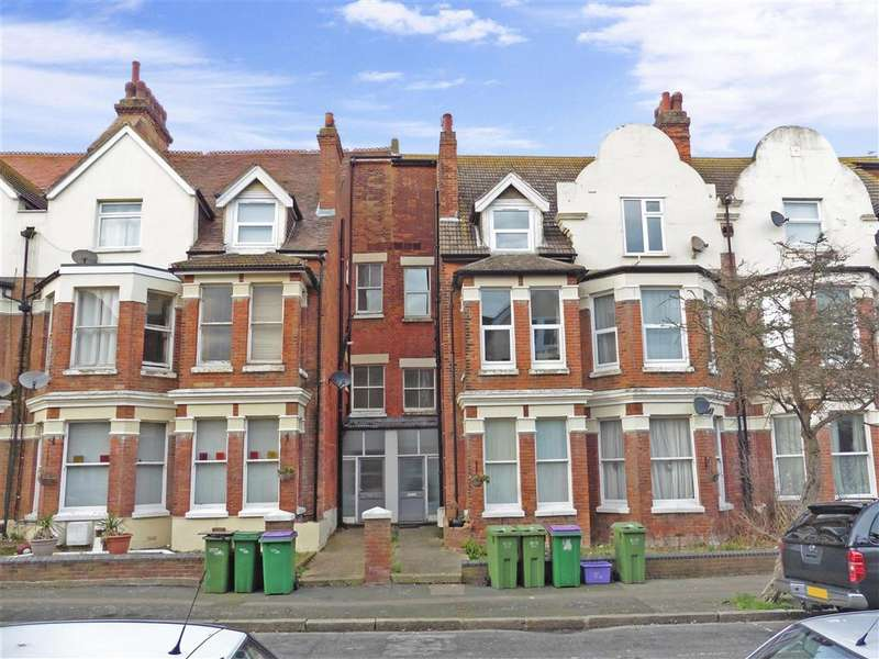 2 Bedrooms Apartment Flat for sale in Westbourne Gardens, Folkestone, Kent