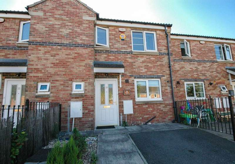 3 Bedrooms Terraced House for sale in Windmill Way, Gateshead