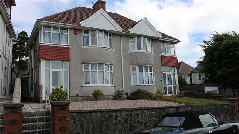 3 Bedrooms Semi Detached House for sale in Lon Ger Y Coed, Cockett, Swansea