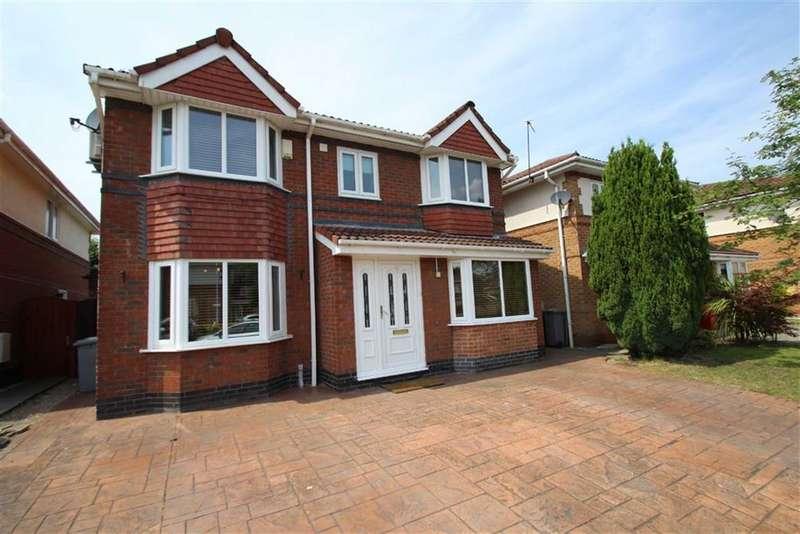 4 Bedrooms Detached House for rent in Alder Drive, Timperley, Altrincham