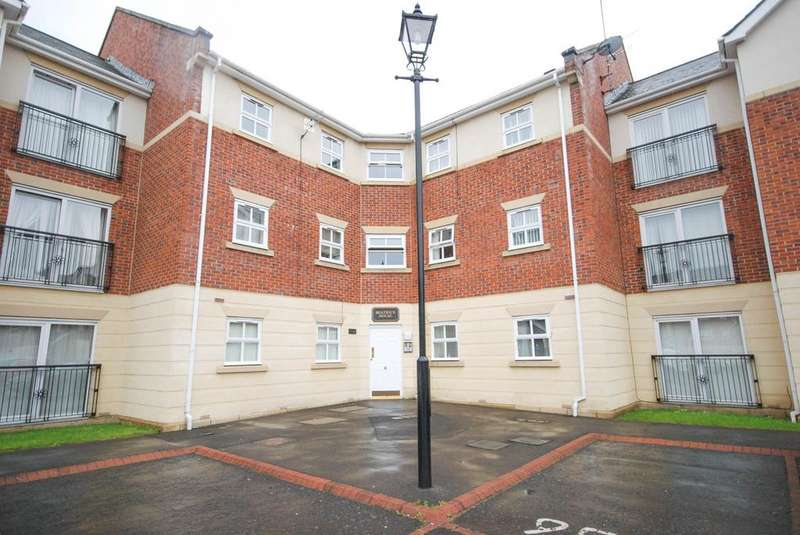 3 Bedrooms Flat for sale in Beatrice House, Royal Courts, Ashbrooke
