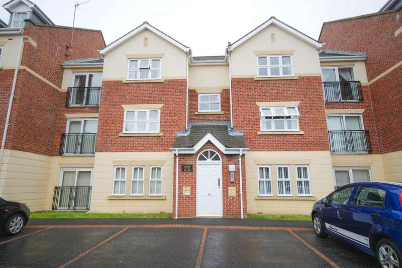 2 Bedrooms Apartment Flat for sale in Louise House, Victoria Court, Ashbrooke