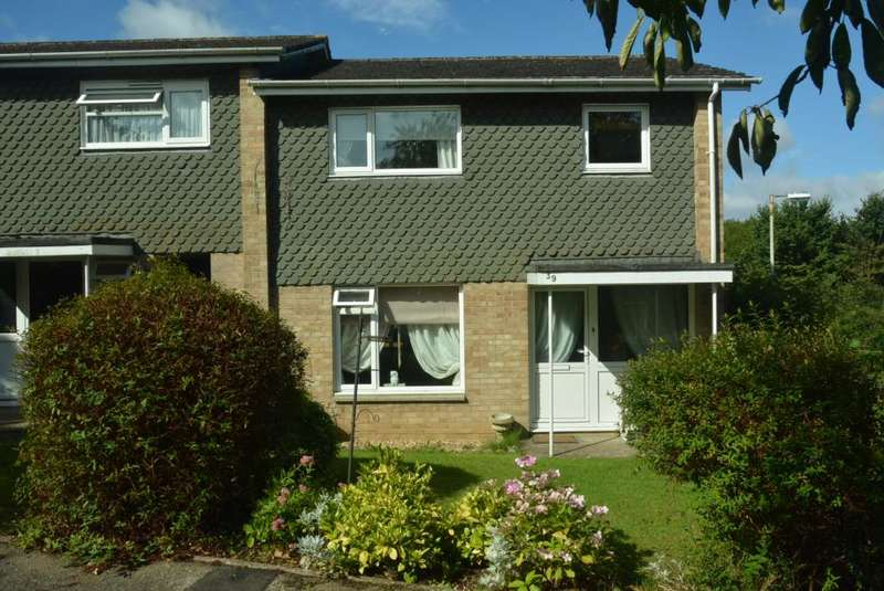 3 Bedrooms End Of Terrace House for sale in MERLEY, WIMBORNE