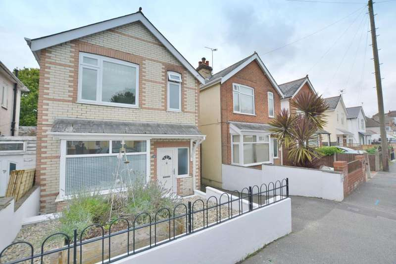 3 Bedrooms Detached House for sale in Parkstone, Poole, BH12 2LH