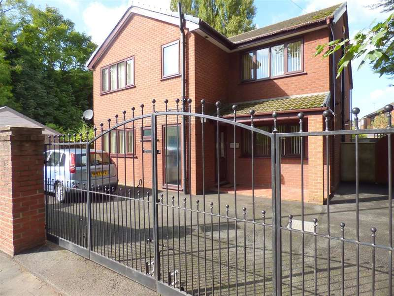 4 Bedrooms Detached House for sale in Millicent House, Huyton, Liverpool