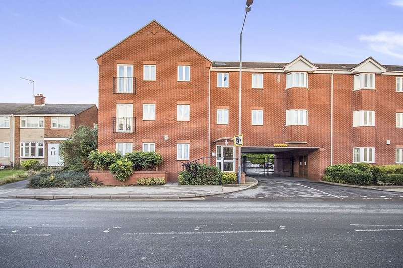 2 Bedrooms Flat for sale in Nuneaton Road, Bedworth, CV12