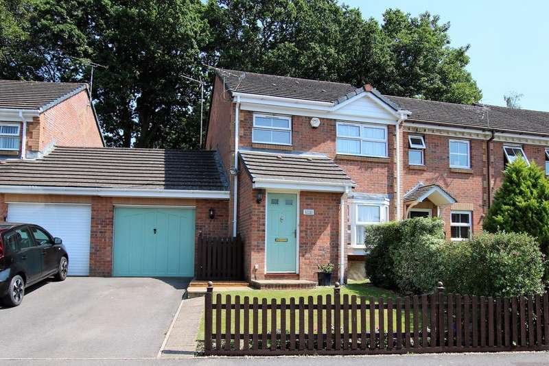 3 Bedrooms End Of Terrace House for sale in West End, Southampton