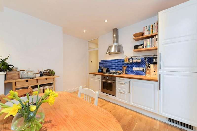 2 Bedrooms Flat for sale in Surrey Road, Nunhead, SE15
