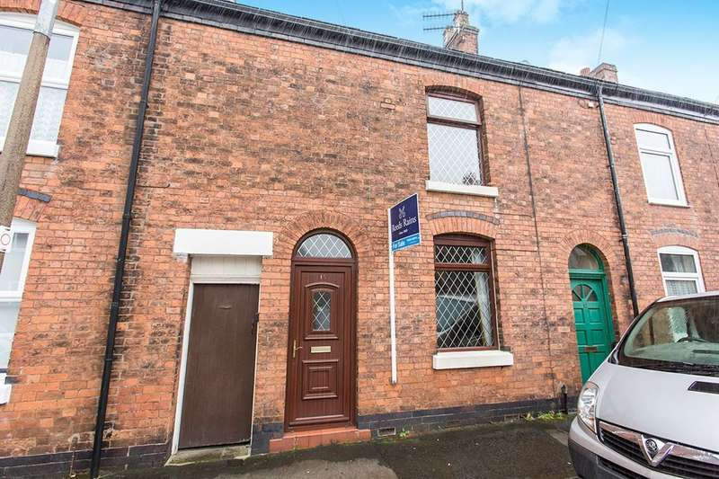 2 Bedrooms Terraced House for sale in Cottage Street, Macclesfield, SK11