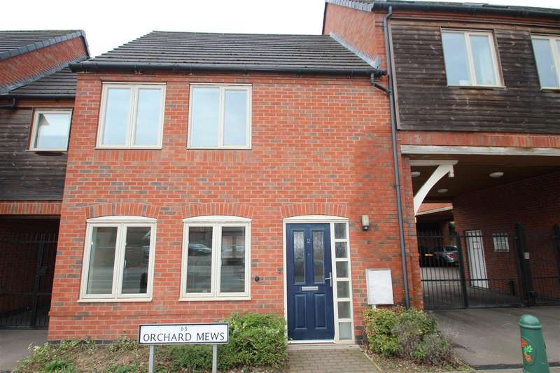 2 Bedrooms Apartment Flat for sale in Sycamore Street, Blaby, Leicester