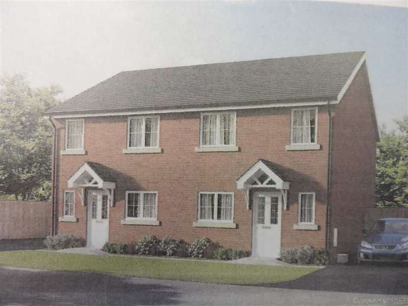 3 Bedrooms Semi Detached House for sale in Llys Daniel, Pontarddulais