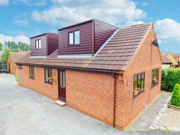 4 Bedrooms Detached Bungalow for sale in Lichfield Close, Beverley, East Riding of Yorkshire