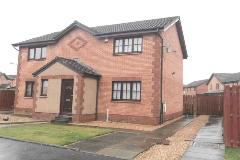 2 Bedrooms Semi Detached House for sale in Pottis Road, Stirling, FK7